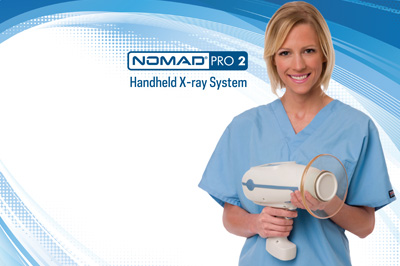 Nomad Pro 2 Digital Hand Held X-Ray